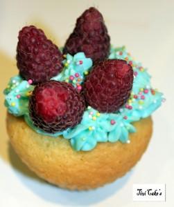 tivicakes cupcake framboise