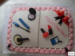 gâteau maquillage dans Gâteaux avec décorations en pâte à sucre gateau-6-300x225